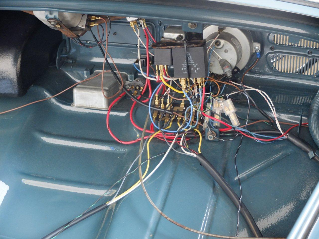 Vw Bug Painless Wiring Harness on l240317