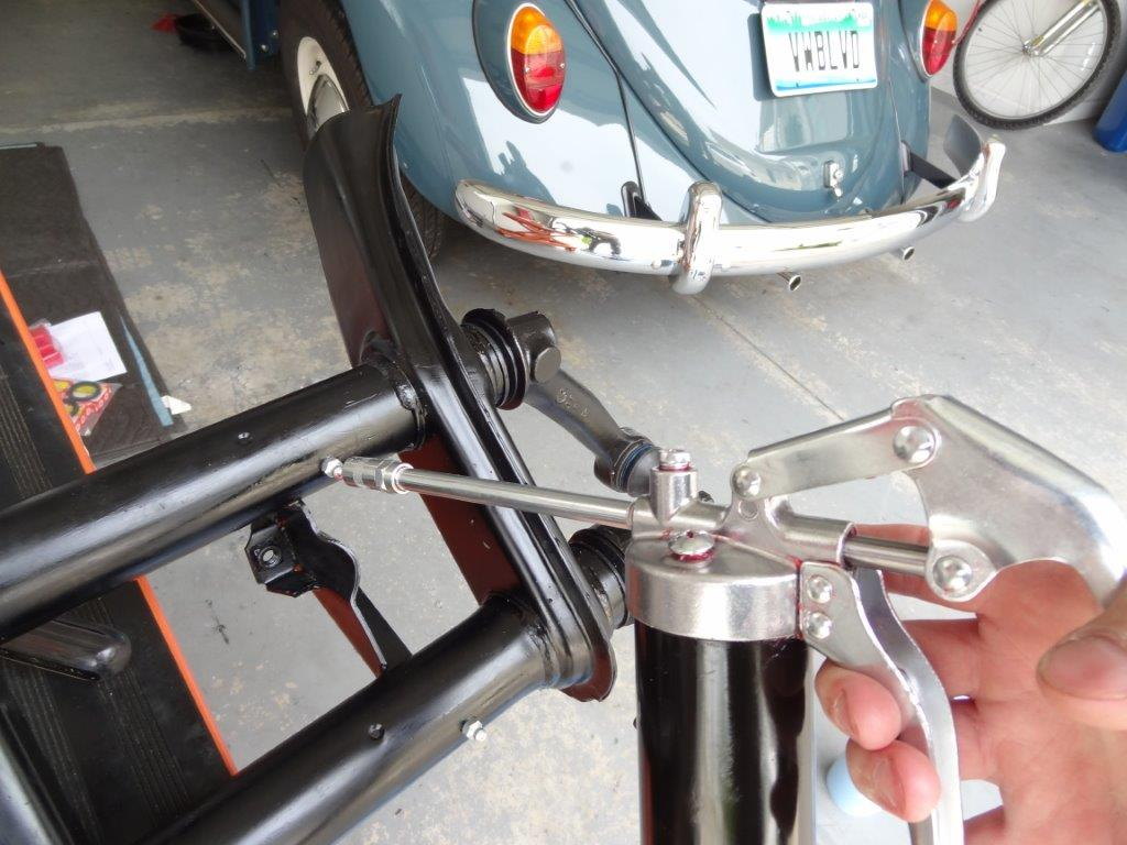 Building New Stock Front Beam – 1966 VW Beetle Project | VW